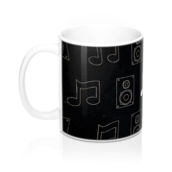 Music Themed Mug 11oz 2