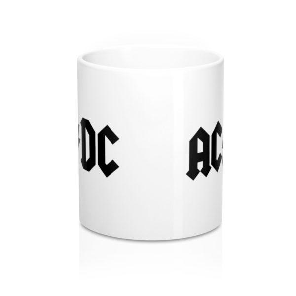 AC - DC Mug 11oz 2