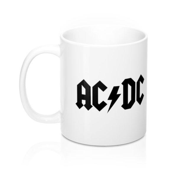 AC - DC Mug 11oz 3