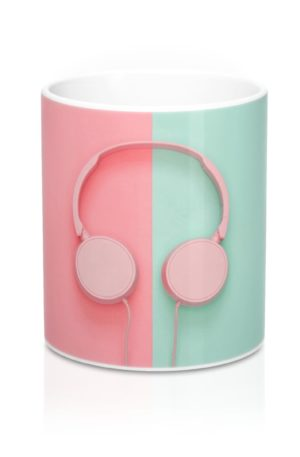I Am A DJ Mug 11oz 4