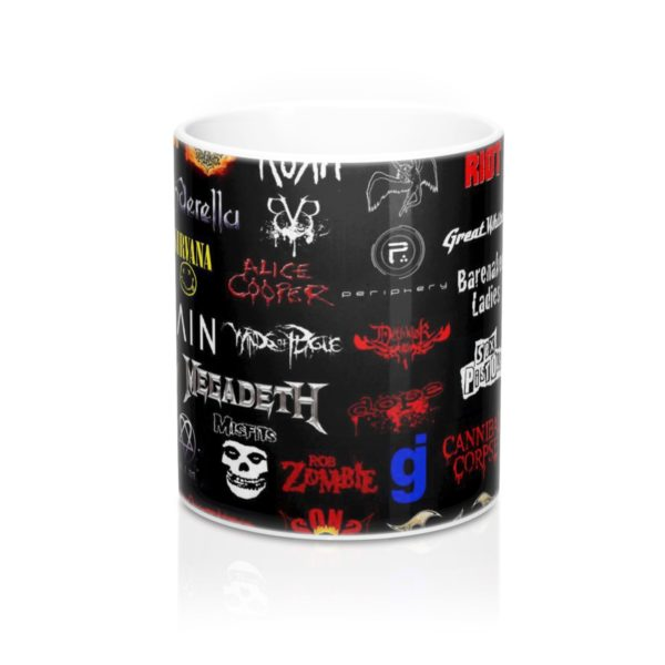 Band Mug 11oz 2