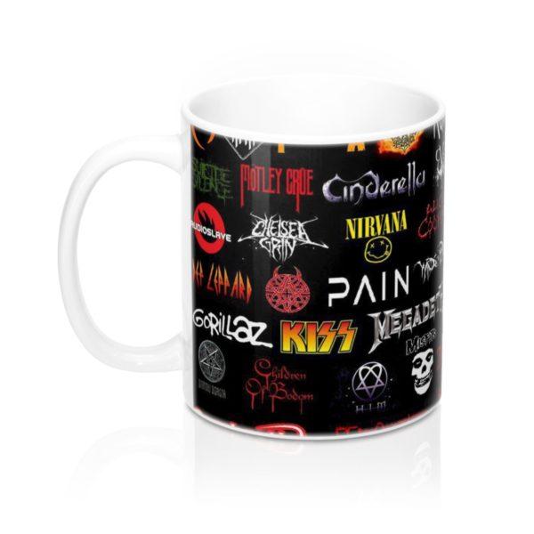 Band Mug 11oz 3