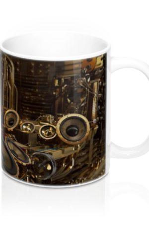 Music Note Mug 11oz 4