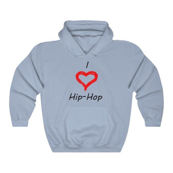 I Love Hip-Hop Unisex Heavy Blend™ Hooded Sweatshirt 7