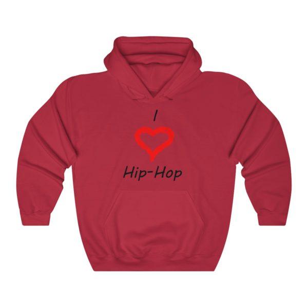 I Love Hip-Hop Unisex Heavy Blend™ Hooded Sweatshirt 15