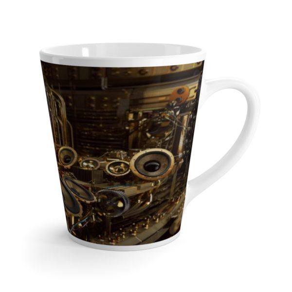 Music Themed Latte mug 4