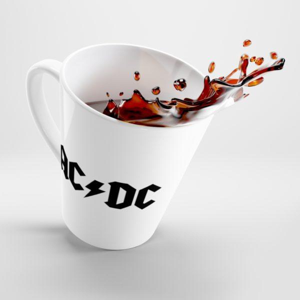 AC - DC Latte mug 1
