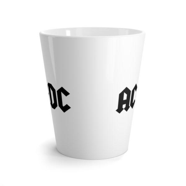AC - DC Latte mug 2