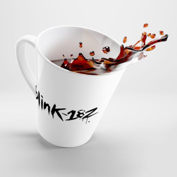 Blink - 182 Latte mug 1