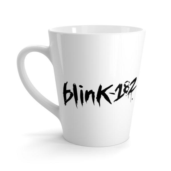 Blink - 182 Latte mug 3