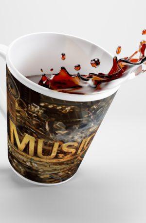 Blink - 182 Latte mug 5
