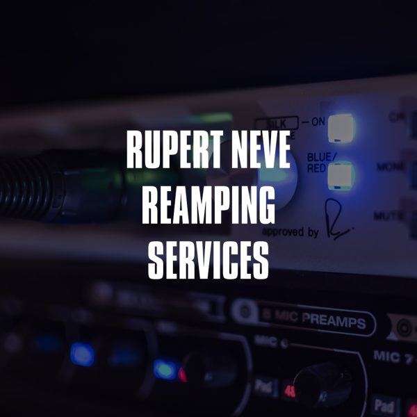 Rupert Neve Rampring Services Product