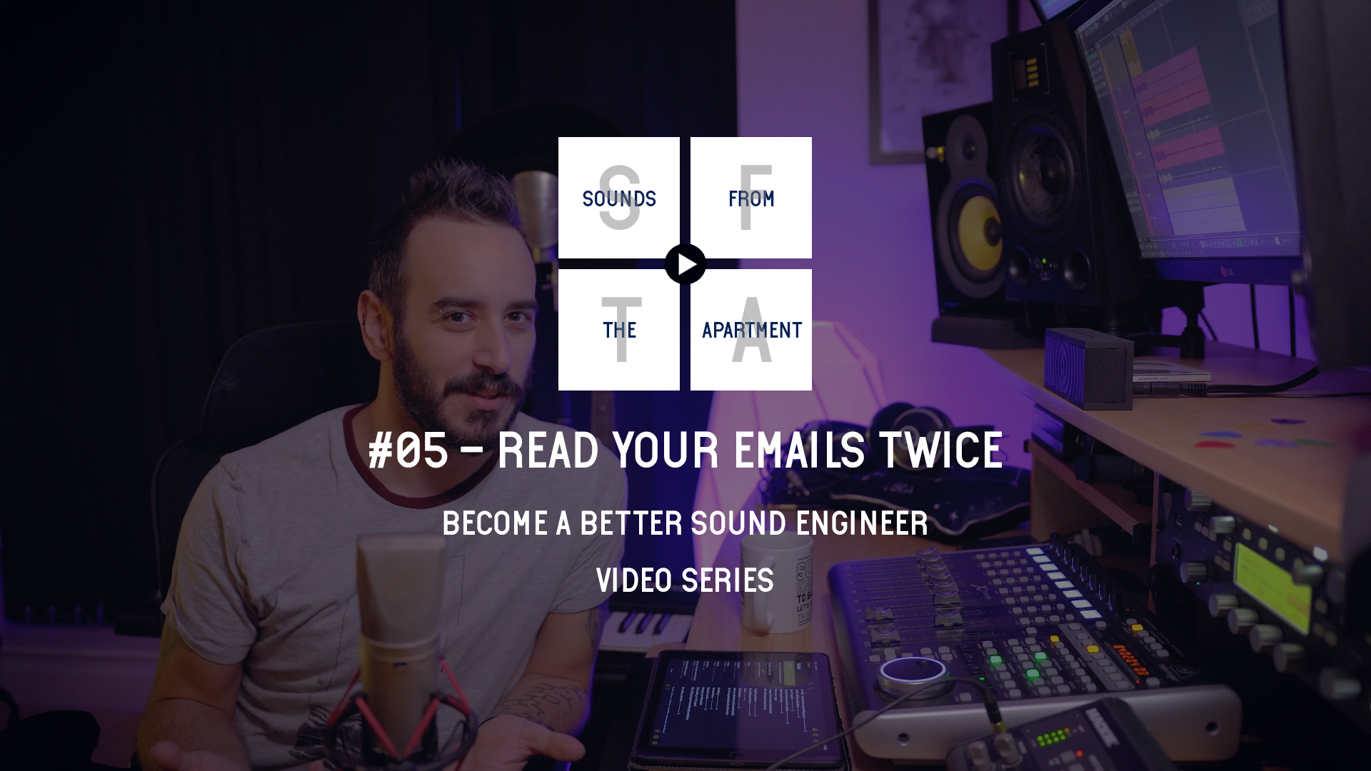 Read Your Emails Twice Become A Better Sound Engineer