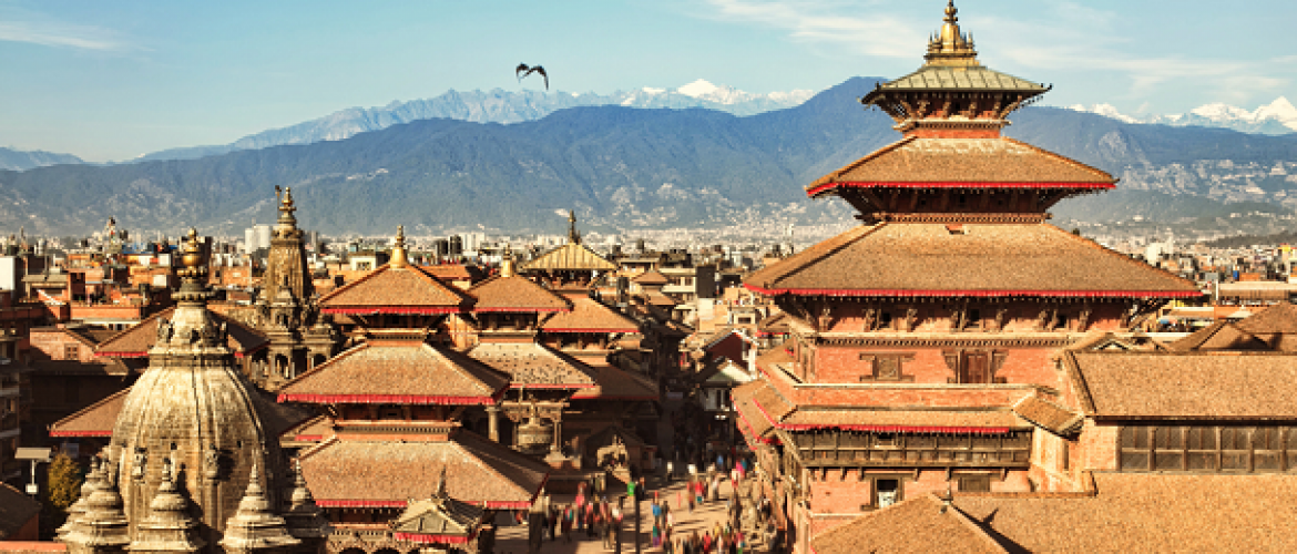 Kathmandu, the capital city of Nepal is listed as one of the ...