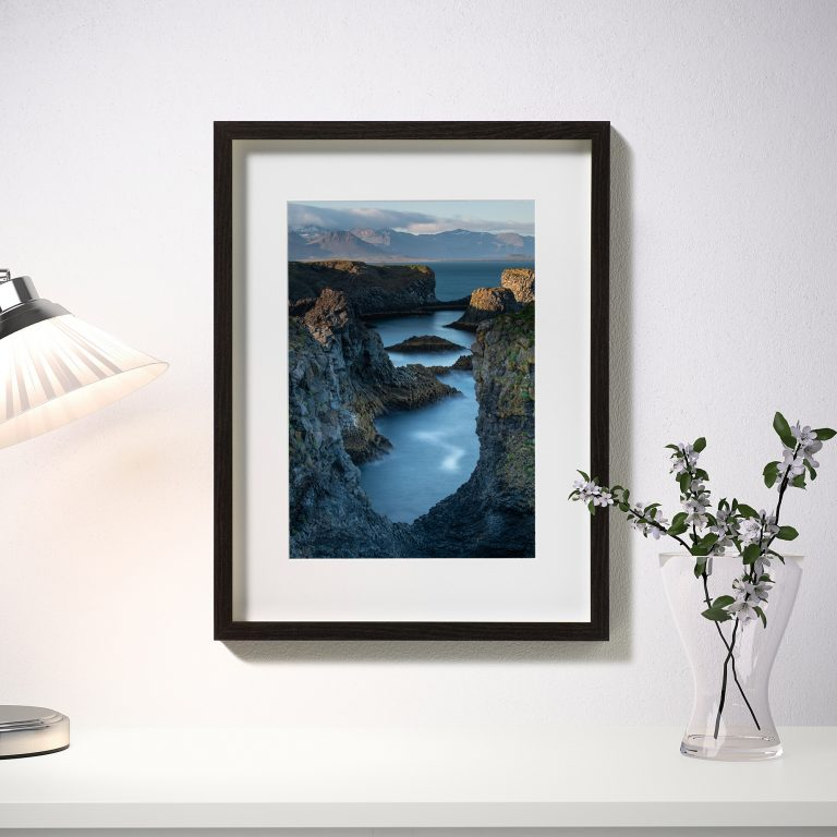 Fine-art prints on paper, canvas or wood