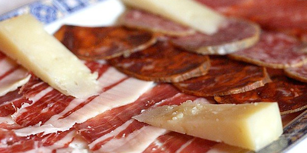 Surtido Iberico only in Spain