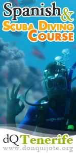 Tenerife Scuba diving Course