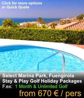 Select Marina Holiday resort