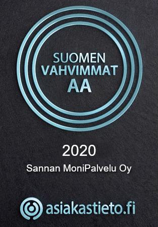 2020 - Suomen-Vahvimmat
