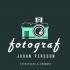 Fotograf Johan Persson Logo
