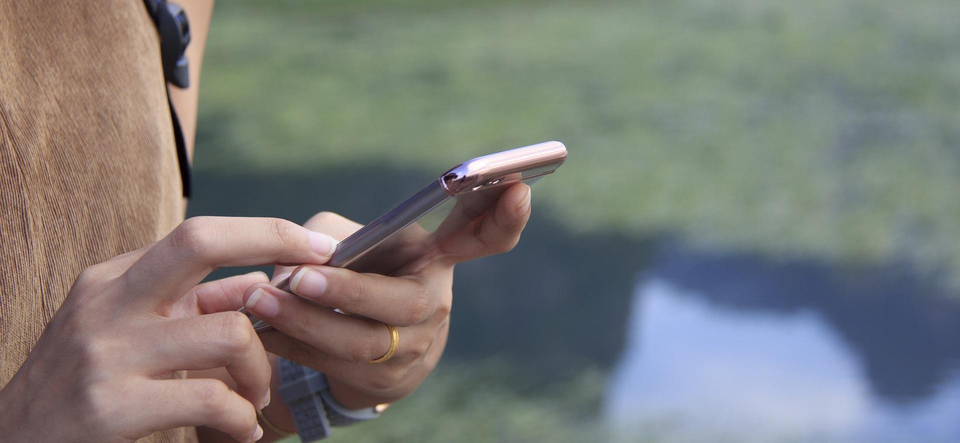 Til og fravælg SMS