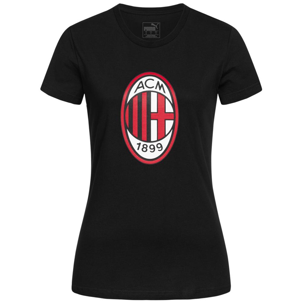 AC Mailand PUMA Logo Damen T-Shirt