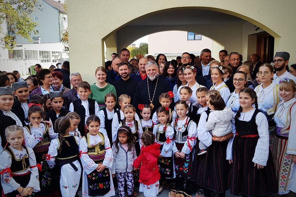 slava crkve augsburg vladika grigorije