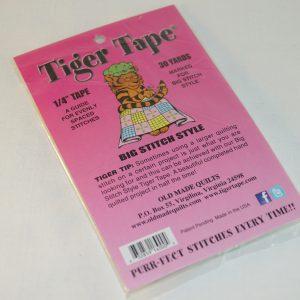 Tiger Tape pink