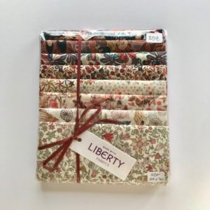 Speich Design Liberty Stofpakke Patchwork rødbrun