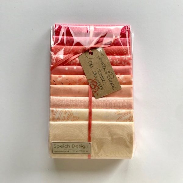 Speich Design Symfoni koral Stofpakke patchwork