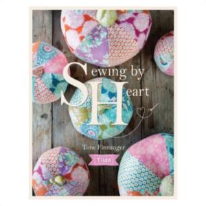 Tone Finnanger Tilda Sewing By Heart Book Bog Patchwork