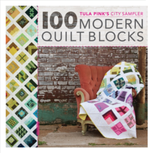 100 modern quilt blocks by Tulia Pink book bog patchwork