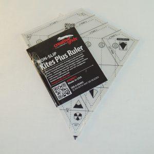 CR kites plus ruler