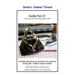 sisters common thread caddy pad jr