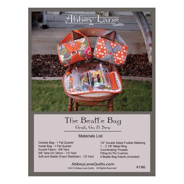 The Beatle Bag Abbey Lane Quilt