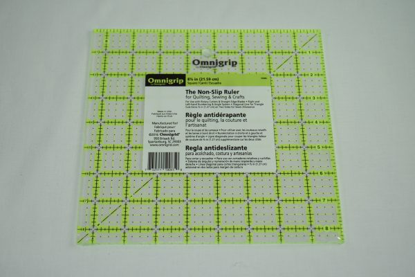 Omnigrip 8½ x 8½
