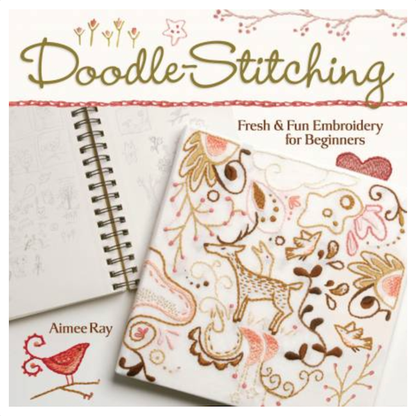 Aimee Ray Doodle Stitching