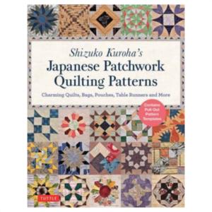 Shizuko Kuroha Japanese Patchwork book bog