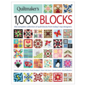 Quiltmakers 1000 blocks
