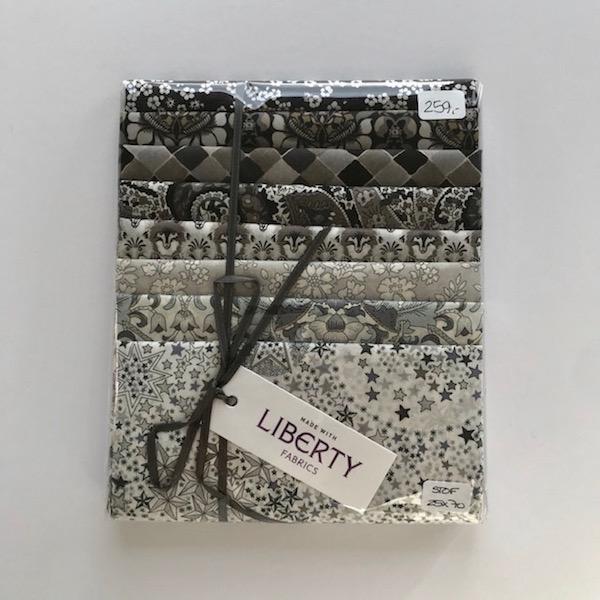 Speich Design Liberty Stofpakke Patchwork grå