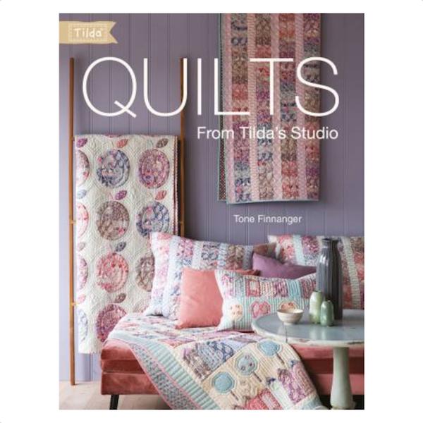 Quilts from Tildas Studio Patchwork Book Bog