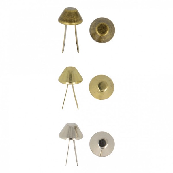 Mediac Base Nails Brass Taskefoedder 1