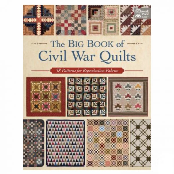 The Big Book of Civil War Quilts Patchwork Book Bog