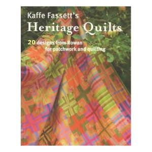 Kaffe Fassett Heritage Quilts