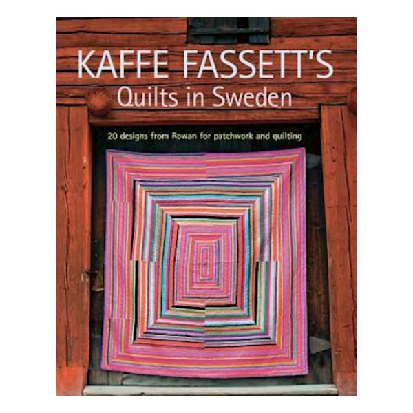 Kaffe Fassett Quilts in Sweden