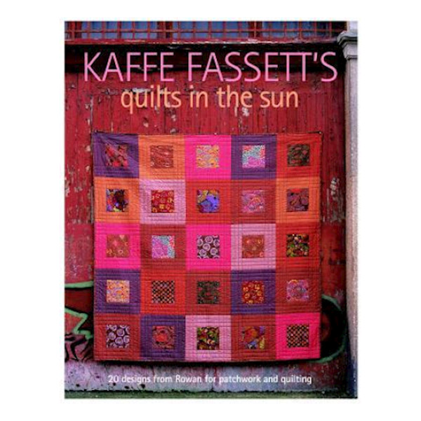 Kaffe Fassett Quilts in The Sun