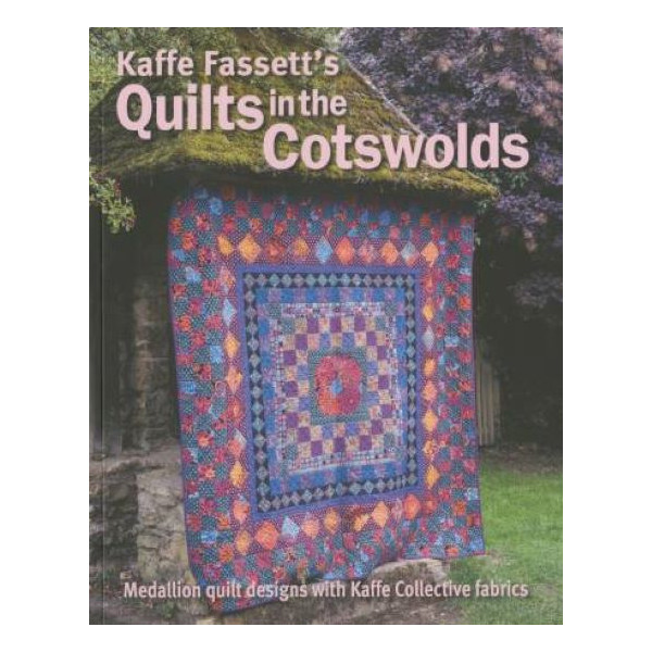 Kaffe Fassett Quilts in the Cotswolds