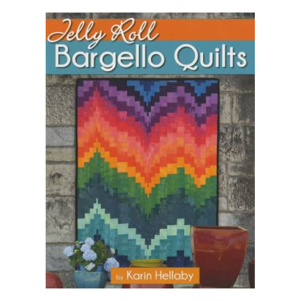 Karin Hellaby Jelly Roll Bargello Quilts