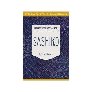 Sashiko Handy Pocket Guide Sylvia Pippen