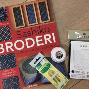 Sashiko sampak